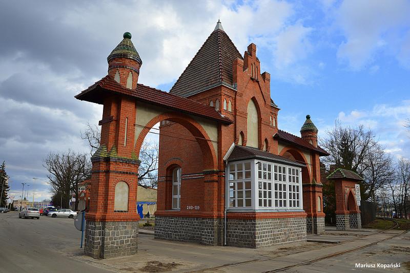 Hafentor Stettin
