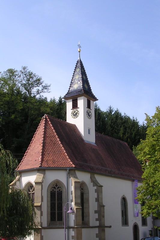 Kirche Bretten-Sprantal