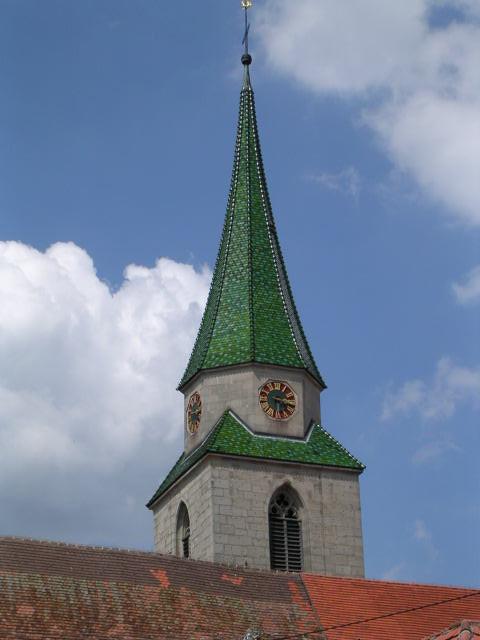 Kirchturm Entringen