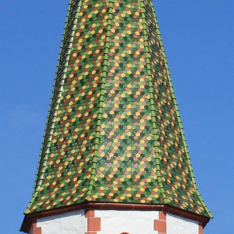 Kirchturm Grötzingen