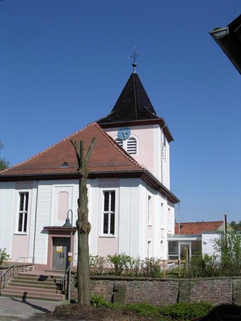 Kirche Keltern-Weiler
