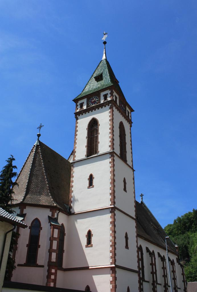 Kirche Hausen