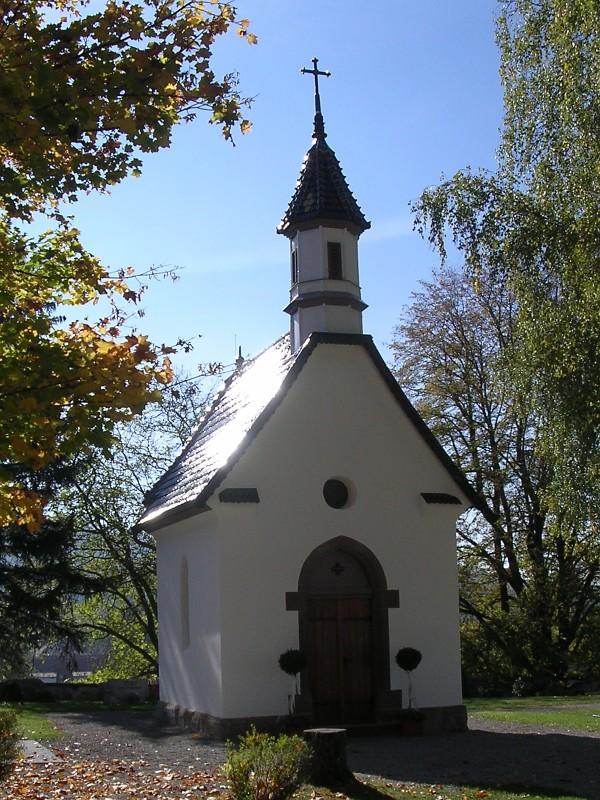 Kapelle Thanheim