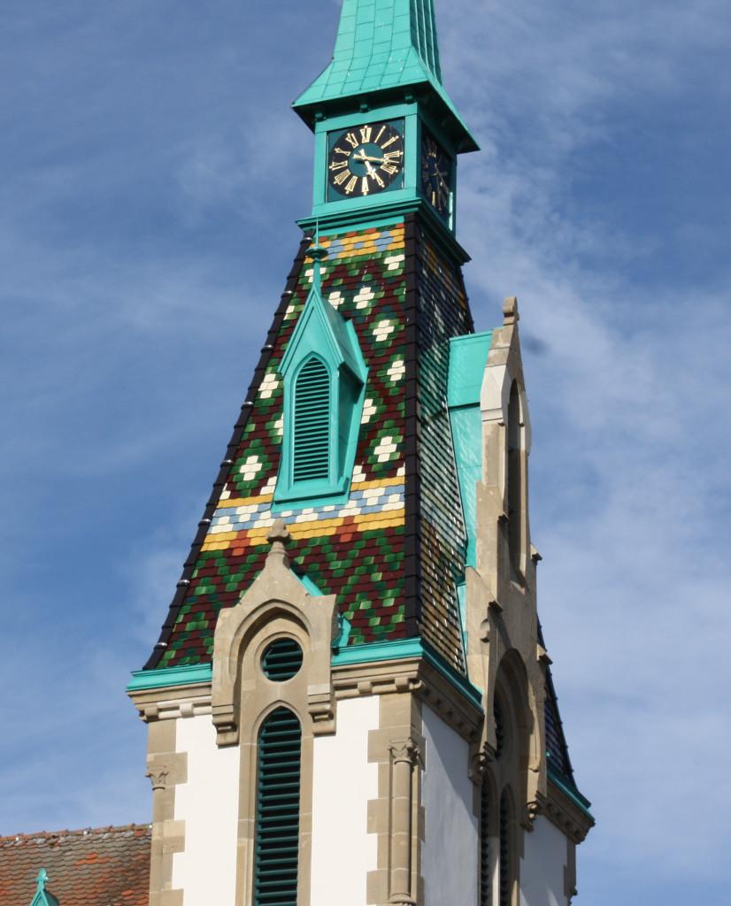 Kirche St. Bernhardt Stetten